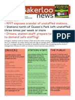 Bakerloo News - October 2018