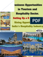 Business Opportunities in Tourism and Hospitality Sector