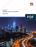 Huawei ACU2 Wireless Access Controller Datasheet