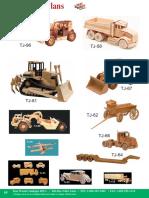 Bear Woods Supply Toys&Joys Plans