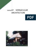 MALAY House