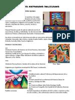 Artistas Pictoricos Bolivianos
