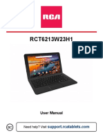 RCA11 MavenPro Tablet(Manual)