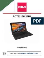 RCA11 MavenPro Tablet(Manual)