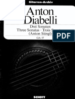 Diabelli sonata
