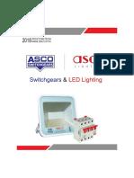 ASCO Switchgear & Led Catalogue