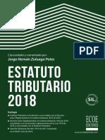 Estatuto Tributario 2018 II