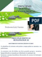 doenças hematólogica