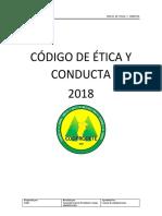 Codigo de Etica y Conducta Cooprodete 2018