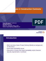 Fidic - Condictions of Contract for Epc-Turnkey Projects