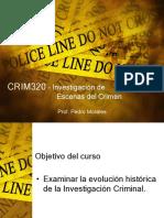 Inv Crim Clase 1