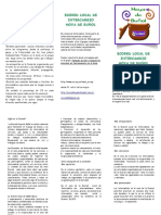 Tríptico Mercado de Intercambio HB