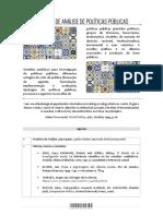 Disciplina_Modelos de Análise de Políticas Públicas