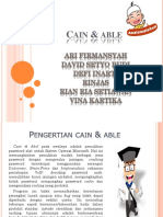PPT Cain & Able.pptx