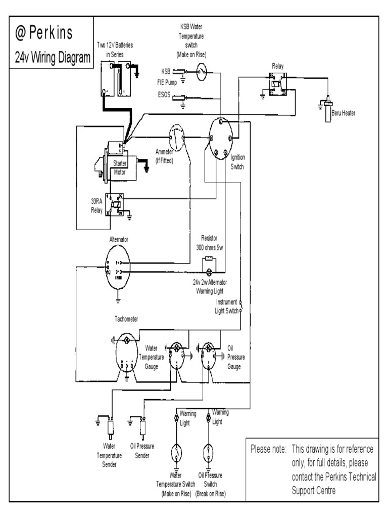 24v Wiring Diagram | Switch | Relay on 12v charging system diagram, 12v horn relay diagram, ford tractor alternator charging diagram, farmall 12 volt wiring diagram, 12v conversion farmall 140, ford 8n alternator conversion diagram, 12v generator diagram, 12v fan diagram, 12 volt solenoid wiring diagram, ezgo starter generator wiring diagram, 12 volt generator wiring diagram, 12v regulator circuit diagram, generator to alternator conversion diagram, 12v battery diagram, 12 wire generator wiring diagram, 6 volt to 12 volt conversion wiring diagram, alternator connections diagram, vw alternator diagram, 24v starter wiring diagram, 12v battery for farmall c,