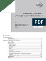 Nissan Way Assistance e Manual de Garantia e Manutenção - veículos flex fuel (1).pdf