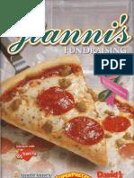 Gianni's Combo Brochure 20100001