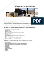 INSTALAción de AIRE ACONDICIONADO.docx