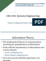 3.Source Coding Data Compression