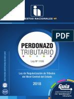 Separata Perdonazo Tributario (+ Dipticos)