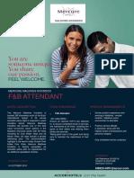 Job Opportunity - Mercure Maldives Koodoo, Maldives - 03 OCTOBER 2018