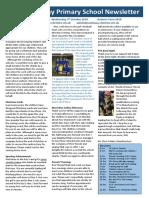 Newsletter 5 011018