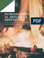 Introduccion a La Meditacion Nandikesha Baba Nohamsa