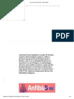 Las Cien Vidas de Amaranta - Revista Anfibia