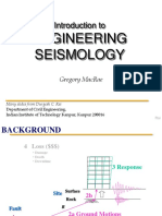 Introduction to Engineering Seismology (GAM)