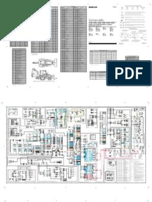 416d bfp   Relay   Transmission (Mechanics) Cat Excavator Wiring Diagrams on