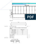 Beam Design to ACI 318-14