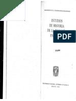 La Filosofía en México - Gallegos Rocafull