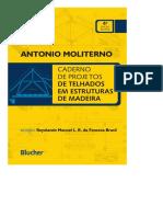 Livro Completo - Caderno de Projetos de Telhados Em Estruturas de Madeira (pdf)