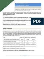 Ad2 2018-2 Contabilidade e Custos