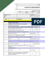 FOR.RS.OMM-002 RUTINA DE MANTENIMIENTO.xls
