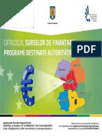 CSF Autoritati Publice - August 2018