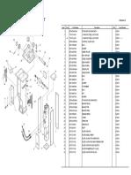 Parts Book Breaker Fen02448-04