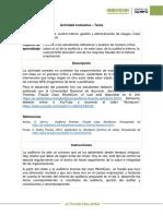 Actividad Evaluativa - Eje 3