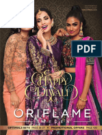 Oriflame Catalogue October 2018 India