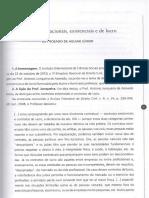 AGUIAR JR, Ruy Rosado de - Contratos Relacionais, Existenciais e de Lucro