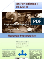 REPORTAJE INTERPRETATIVO