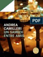Un Samedi Entre Amis - Andrea Camilleri