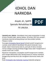 k6 Alkohol Dan Narkoba