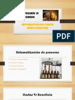 Automatizaciòn - Cerveceria la dorada.pptx