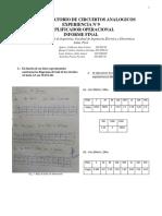 Laboratorio 9 Informe Final