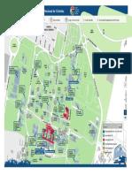 Mapa Ciudad Universitaria A4 - 4to Encuentro GC