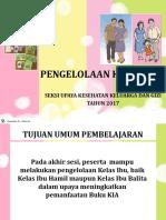 Pembentukan Kelas Ibu Hamil dan Balita.ppt