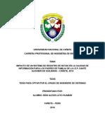 Tesis Universidad Nacional de Cañete
