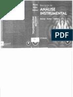 Princípios de Análise Instrumental - Skoog, Holler, Nieman