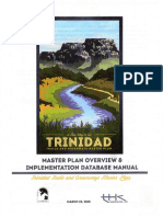 Trinidad Trail & Greenways Master Plan
